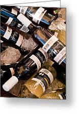 Australian Wine Greeting Card