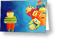 Autism Greeting Card