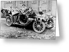 Automobile Buick, C1915 Greeting Card