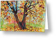 Autumn 1 Greeting Card