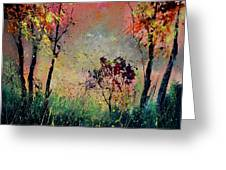Autumn 5631 Greeting Card