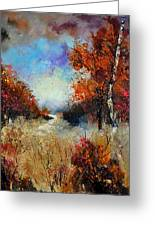 Autumn 5641 Greeting Card
