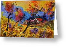 Autumn 884101 Greeting Card