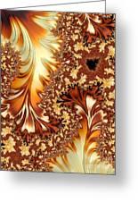 Autumn Breezes Greeting Card