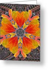 Autumn Equinox Greeting Card