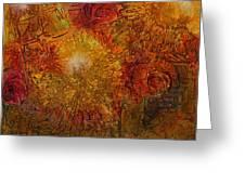 Autumn Glow - Wip Greeting Card