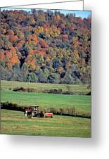 Autumn Harvest Greeting Card