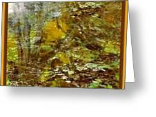 Autumn Impressions Greeting Card