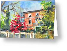 Autumn In Bergamo 01 Greeting Card