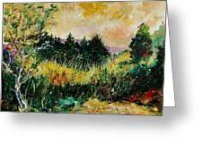Autumn In Bois Jacques  Greeting Card