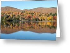 Autumn In Killington Vermont Greeting Card