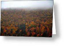 Autumn In New Hampshire Greeting Card