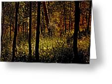 Autumn In Vail - Colorado Greeting Card