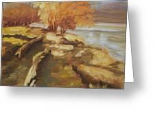 Autumn Light2 Greeting Card