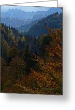 Autumn Magic - Austria Greeting Card