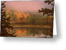 Autumn Paper Greeting Card