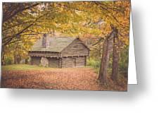 Autumn Retreat Greeting Card