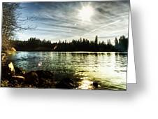 Autumn Sonata Greeting Card