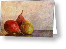 Autumn Trio  Greeting Card