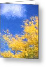 Autumn Xiv Greeting Card
