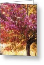 Autumn Xvii Greeting Card