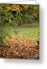 Autumnal 1 Greeting Card