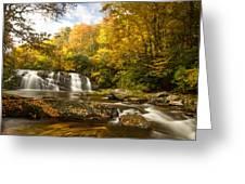 Autumn's Magic Greeting Card