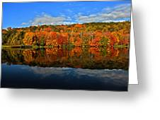 Autumnscape Greeting Card