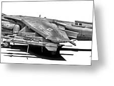 Av-8b Harrier Greeting Card