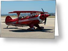 Aviat Pitts S-2b Greeting Card