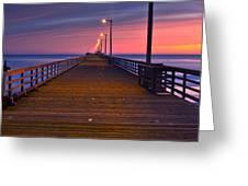 Avila Beach Dream Greeting Card