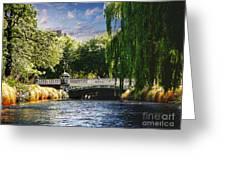 Avlon River Greeting Card