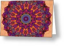 Awakening Lotus Greeting Card