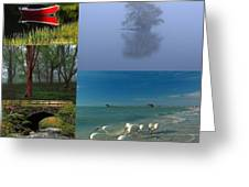 Award Winning Photography Pictures Greeting Card by Juergen Roth
