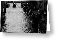 Away - Venice Greeting Card