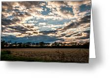 Awesome Sky Greeting Card
