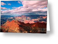 Awesome View Greeting Card