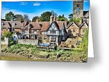 Aylesford Village Greeting Card