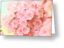 Azalea Spring Greeting Card