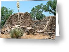 Aztec Ruins National Monument Greeting Card