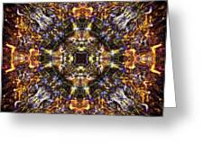 Aztec Treasure Greeting Card