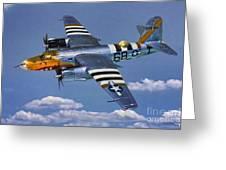 B-26b Marauder Greeting Card