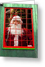 Babbo Natale Greeting Card