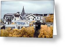 Baburizza Palace Greeting Card