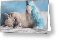 Baby Blues Greeting Card