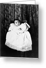 Baby, C1899 Greeting Card