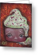 Baby Cakes II Greeting Card