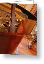 Baby Grand Greeting Card by Mike McGlothlen