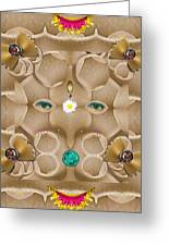 Baby Lord Ganesha Greeting Card