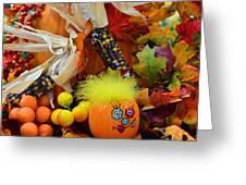 Baby Pumpkin Greeting Card